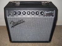 Fender Champion 20 Combo Amp - Excellent Condition