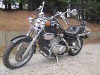 Kawasaki Vulcan vn 1500cc Chrome loaded Cruiser gorgeous bike