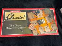 CLUEDO The Great Detective