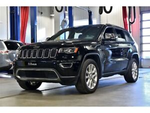2017 Jeep Grand Cherokee LIMITED * ÉCRAN 8.4 * CUIR * 20po * CAM
