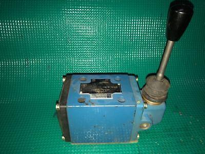 Bosch Rexroth R900586919 4wm10j31 Hydraulic Directional Control Valve