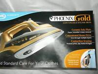 Pheonix Gold super steam iron