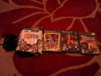 PlayStation eye toy and games