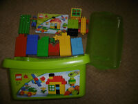 LEGO DUPLO 5506 complete set with box