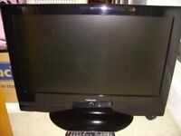 TV - 28 inch Toshiba TV - hardly used was in spare room and have now moved