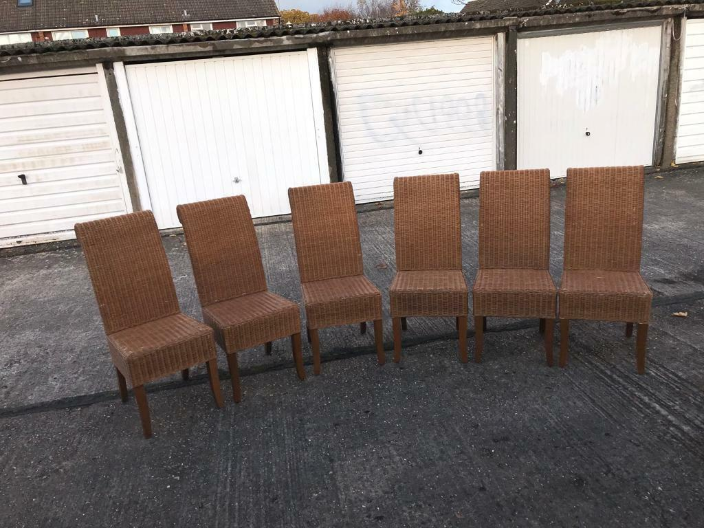 Dining chairs ***£77 if collected this weekend***