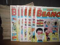 Beano/Dandy Comics 80's & 90's over 300 (80#)