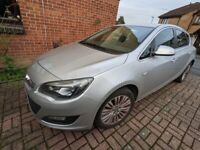 Vauxhall Astra 2014, Manual Petrol