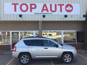 2008 Jeep Compass Sport/North New tires, 4x4