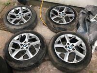 BMW Y Spoke 480 5x120 Alloys