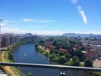 Modern two double bedroom flat, Cardiff bay - Champions League Final