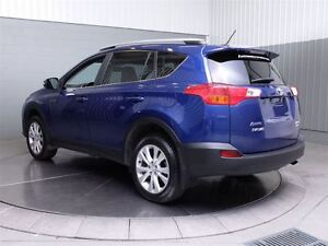 2014 Toyota RAV4 LIMITED AWD MAGS TOIT CUIR NAVIGATION West Island Greater Montréal image 12