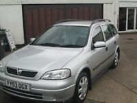 VAUXHALL ASTRA CLUB 1.6 AUTO ESTATE