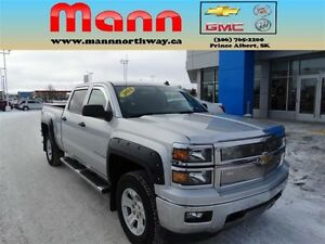 2014 Chevrolet Silverado 1500 LT -Tow package, Remote start, Rea