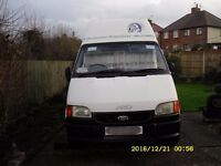 FORD Transit Campervan ***NOW SOLD***