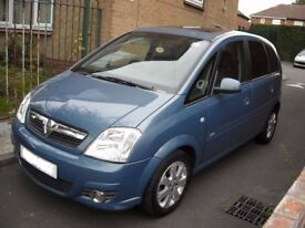 2006 Vauxhall Meriva 1.6 (12 Months MOT) Excellent Condition, 5 Door Vehicle with lots of Space.