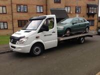 2010 Mercedes Sprinter Recovery Truck 3.5 Ton TILT AND SLIDE MINT!! EURO 5 not Transit