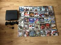 **** WAS £175, NOW £140 **** PlayStation 3 320gb and 35 popular games
