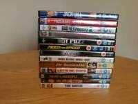 Joblot dvd's over 30 movies