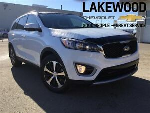 2016 Kia Sorento 3.3L EX AWD (Back Up Cam, Bluetooth)