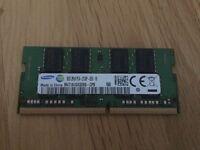 Samsung 8GB + 4GB (12 GB) DDR4 PC4 17000 2133MHz SoDimm ( Double Module)