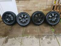 Ford 5x108 alloy wheels