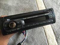 Sony Car CD MP3 Player * Bluetooth * aux