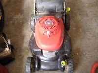 honda izy hrg415sp self drive x4 wheeled petrol 5.5ph mower