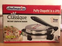 Cheffmaster, Classique Instant Chapathi Maker.