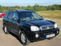 Hyundai Santa Fe 2.0 CRTD CDX 5dr, Automatic, Diesel, FULL MAIN DEALER HISTORY, Very Clean
