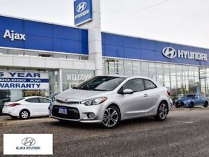 2016 Kia Forte Koup 2.0L EX|Rear View Camera|Heated Seats|Like-N