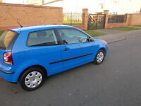 VW Polo 1.2 Petrol Manual, very good condition throughout. Only 67k!!!