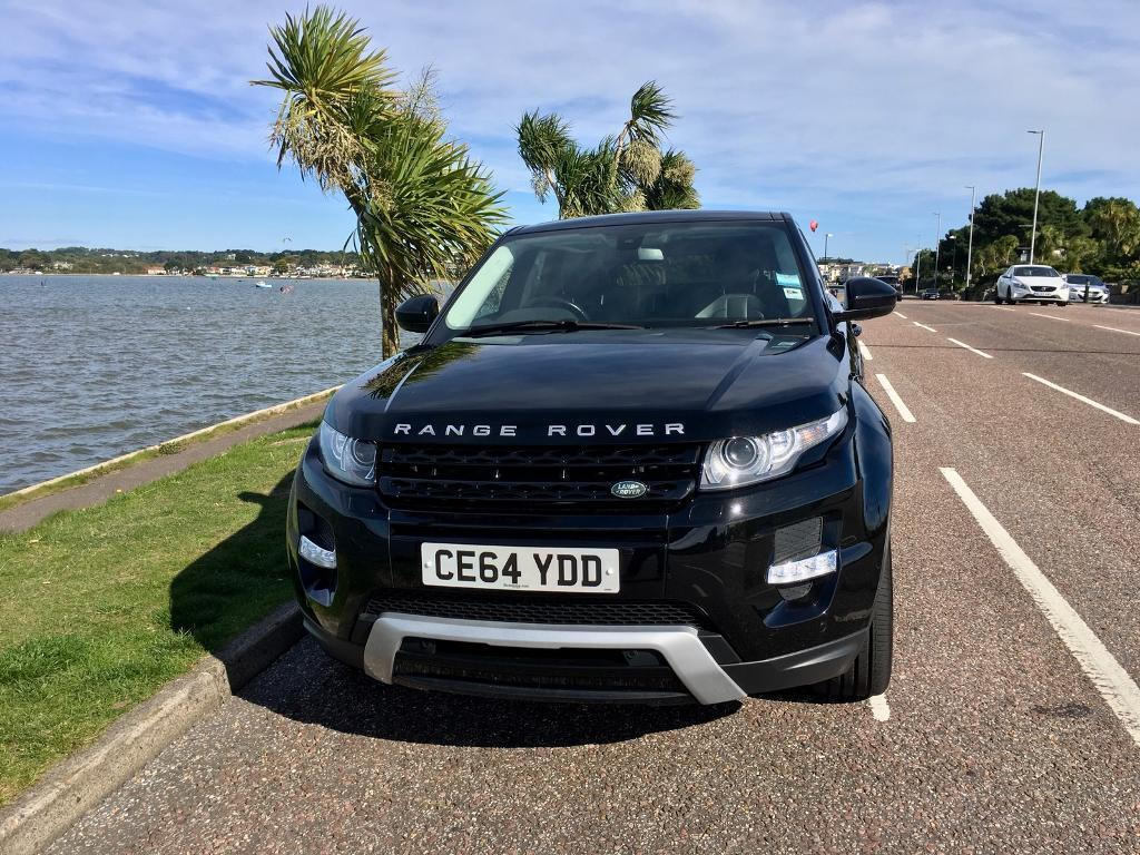 Land Rover Range Rover Evoque 2.2 SD4 Dynamic (Auto 9)
