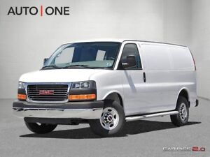 2015 GMC Savana 2500 1WT - POWER GROUP - 2500