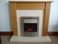 Adams Southwold Electric Fire Suite
