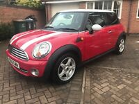 2006(56) Mini Cooper 1.6 (New shape) + Chilli Pack