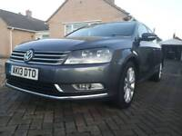 2013 VW Passat Highline Tdi Blue Tech
