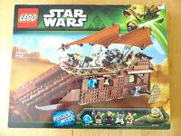 LEGO Star Wars 75020: Jabba's Sail Barge - Brand New & Sealed