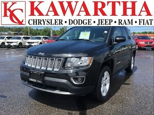 2016 Jeep Compass HIGH ALTITUDE*4X4*LEATHER*