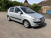 2008 Hyundai Getz CDX 1.0, Very Cheap Insurance, Immaculate Condition, Great Spec £1000