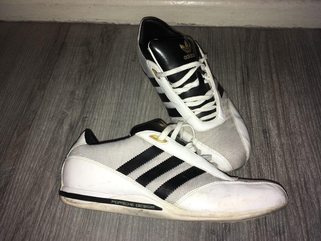 promo code 7622e cbba6 good adidas porsche trainers black 4b6a4 74dbc