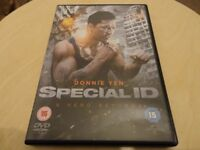 Special ID DVD Movie