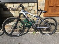 2 Bikes Scott 45 Reflex and Apollo Excel used but in very good condition.