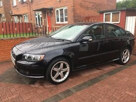 VOLVO S40 sport 1.8 immaculate condition ex company car long m.o.t full service history