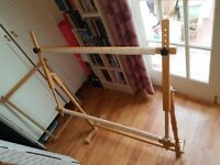 Sewing Frame. Floor standing Collapsable. excellent condition