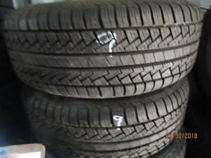 SINGLE ONLY NEW 225/55R18 PIRELLI WINTER TIRES