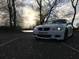 BMW 3 series coupe 320d msport