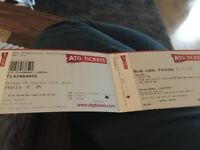 VIP Flashdance Tickets