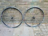 Shimano road bike wheels