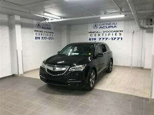 2016 Acura MDX Base ACURA CANADA CERTIFIED PROGRAM 7 YEARS 130K